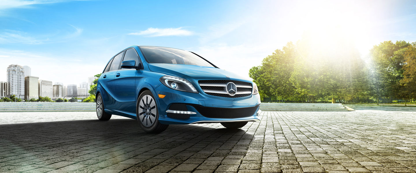 2017 Mercedes Benz B Cl Electric Drive 1