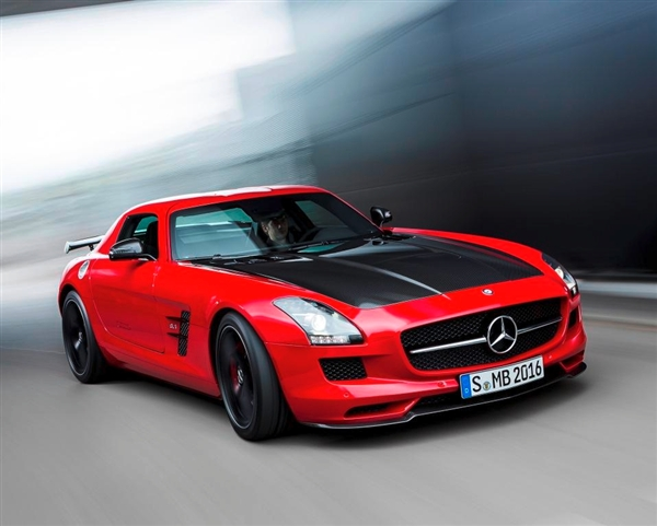 2015 Mercedes-Benz Sls Amg Gt Final Edition #20