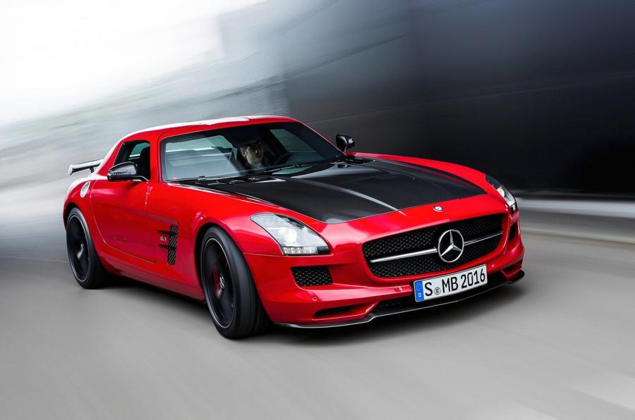 2015 Mercedes-Benz Sls Amg Gt Final Edition #25