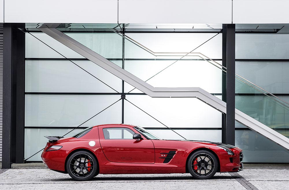 2015 Mercedes-Benz Sls Amg Gt Final Edition #23