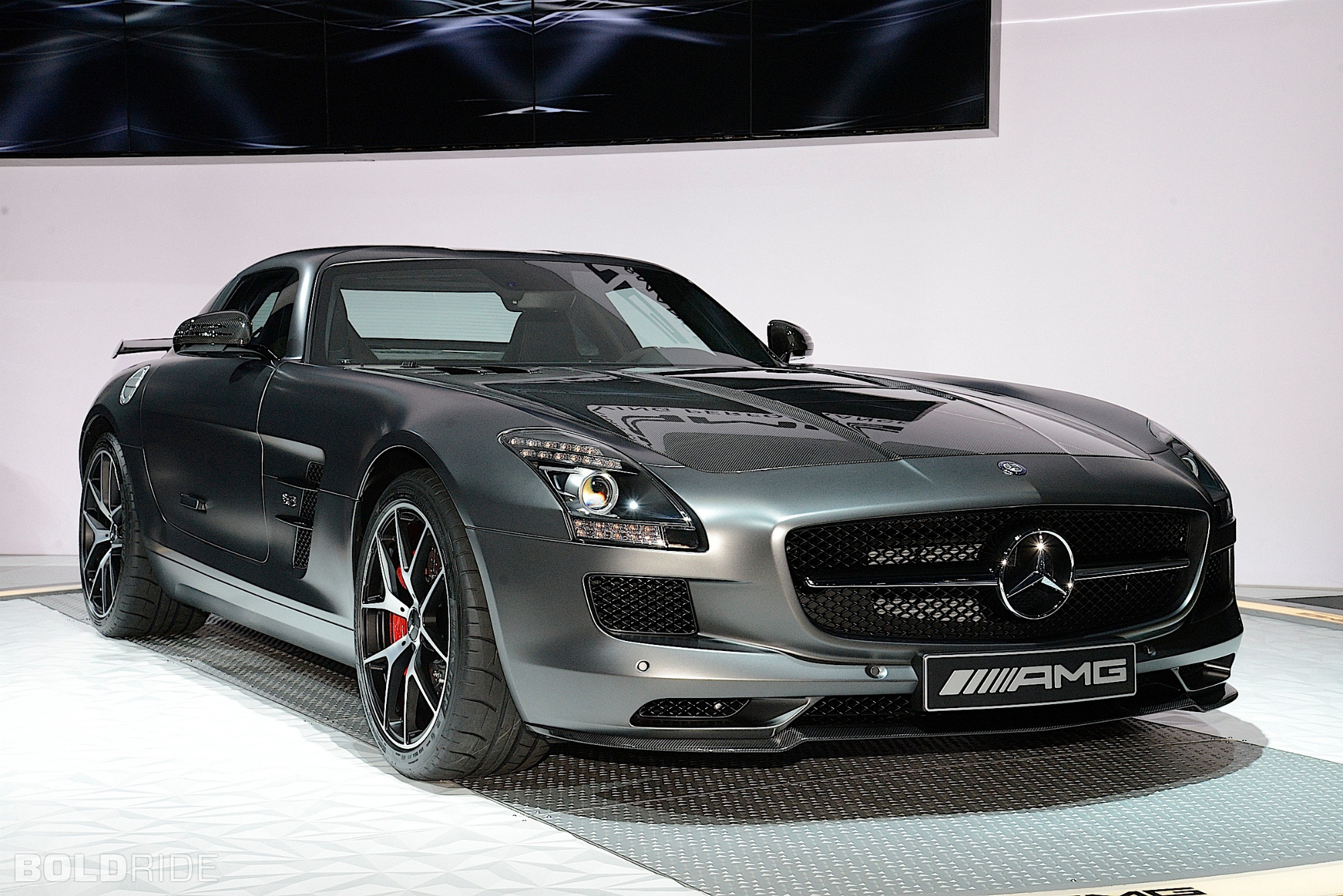 2015 Mercedes-Benz Sls Amg Gt Final Edition #21