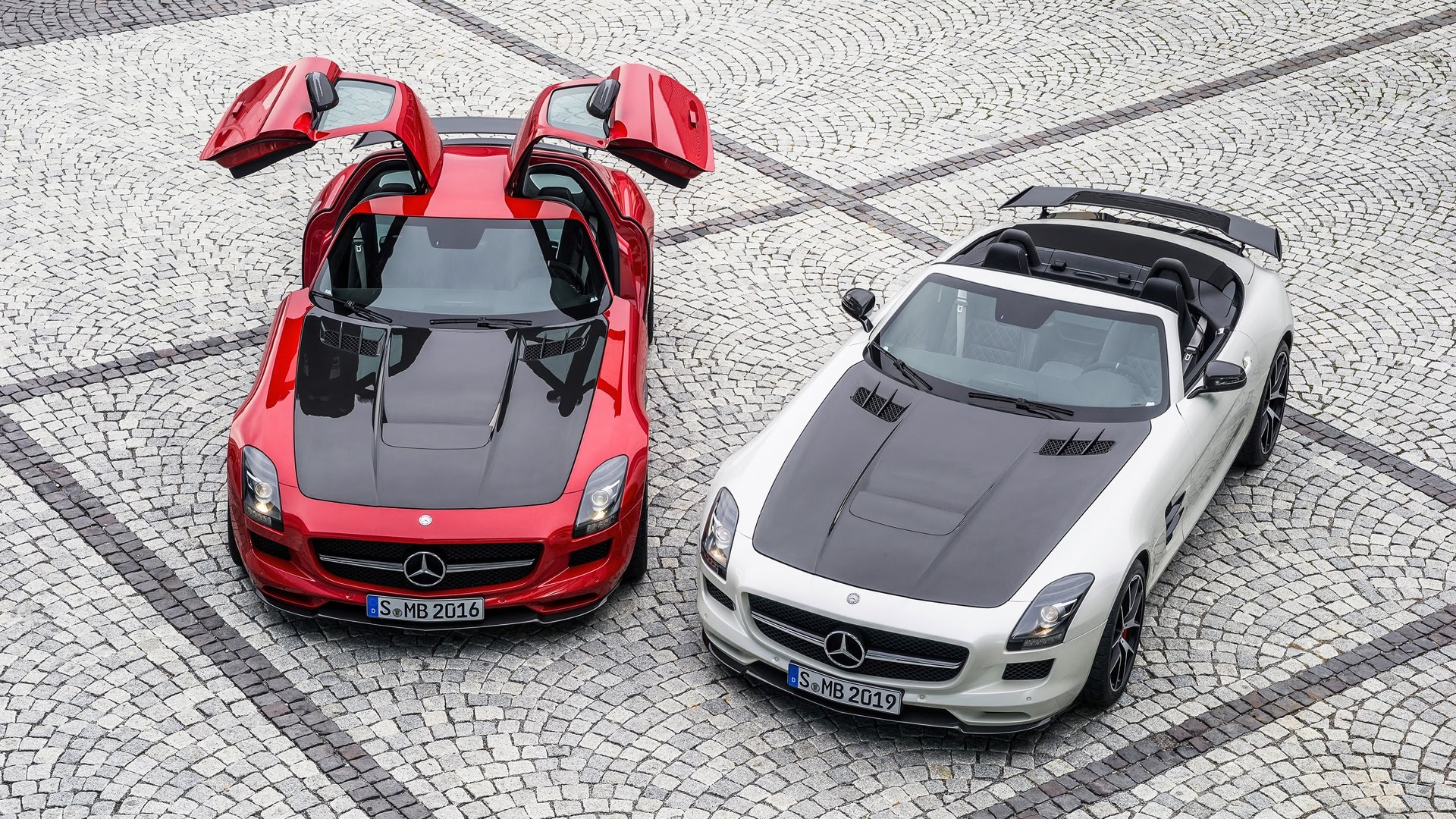 2015 Mercedes-Benz Sls Amg Gt Final Edition #22
