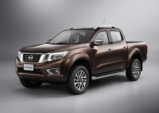 2015 Nissan Frontier Photos Informations Articles Bestcarmag