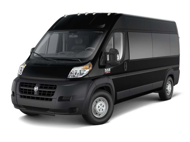 2015 Ram Promaster Window Van #17