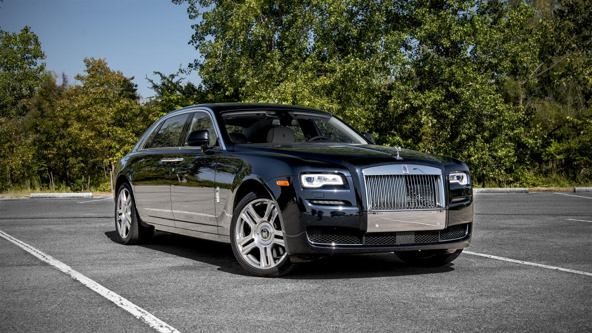 2015 Rolls royce Ghost Series Ii #17