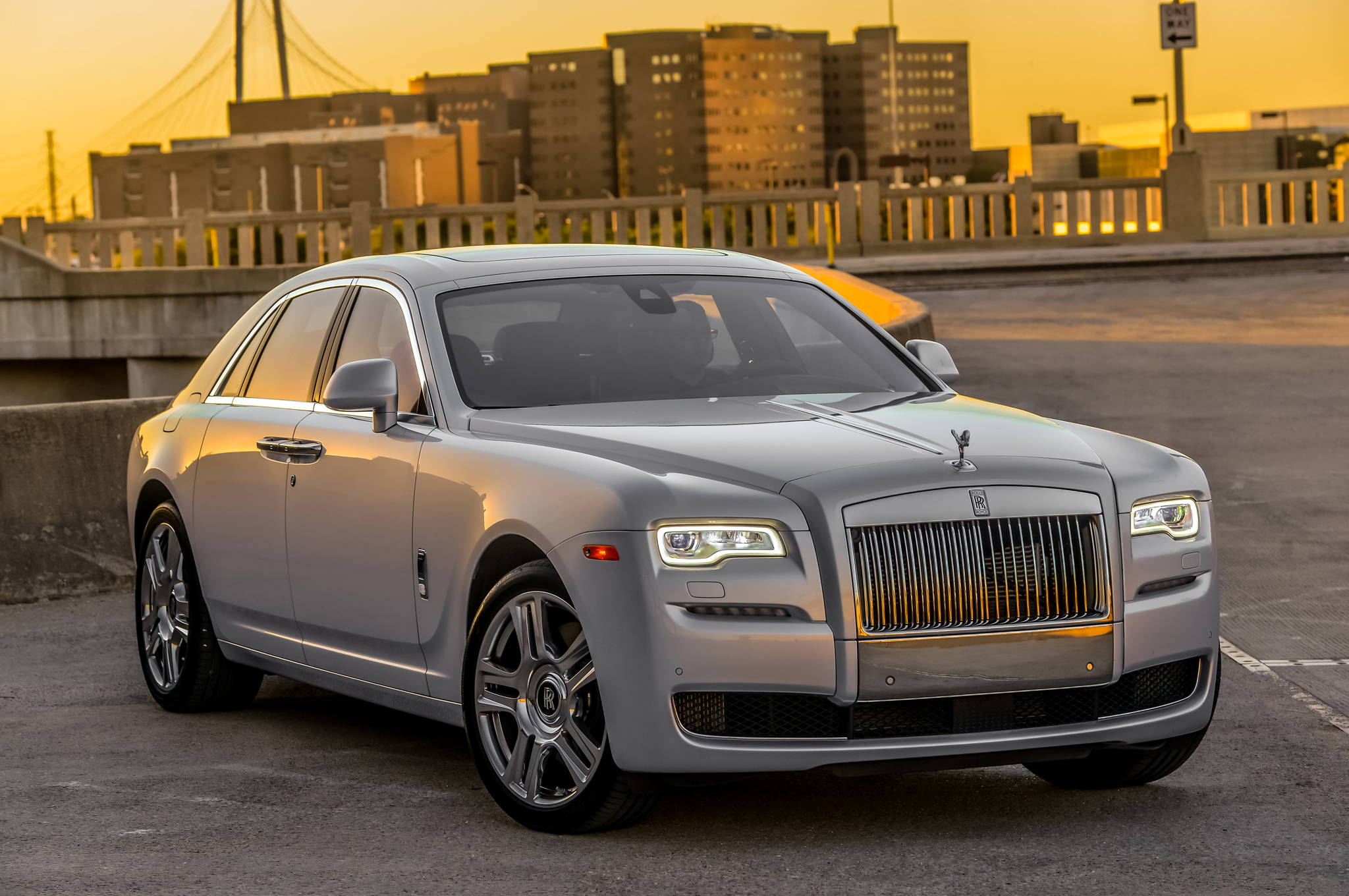 2015 Rolls royce Ghost Series Ii #16