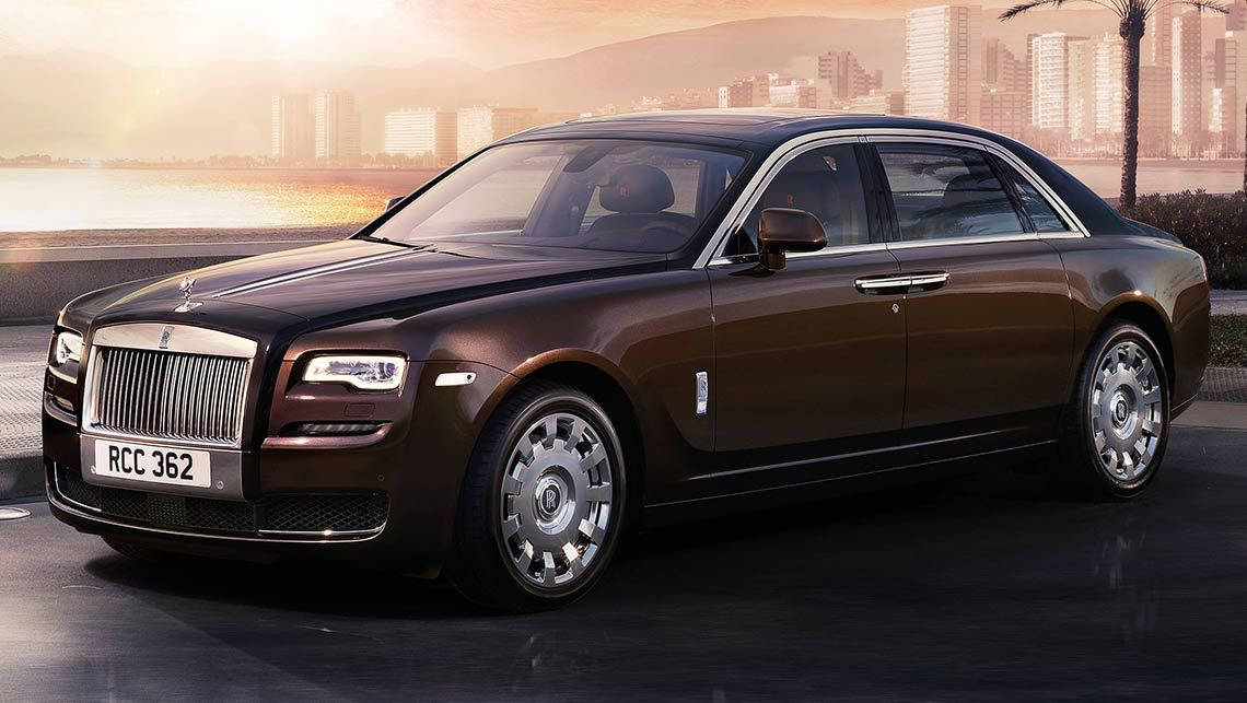 2015 Rolls Royce Phantom #5