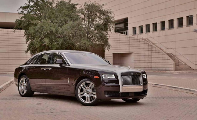 2015 Rolls Royce Phantom #6