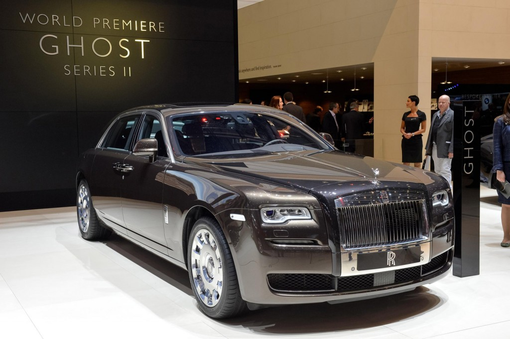 2015 Rolls Royce Phantom #9