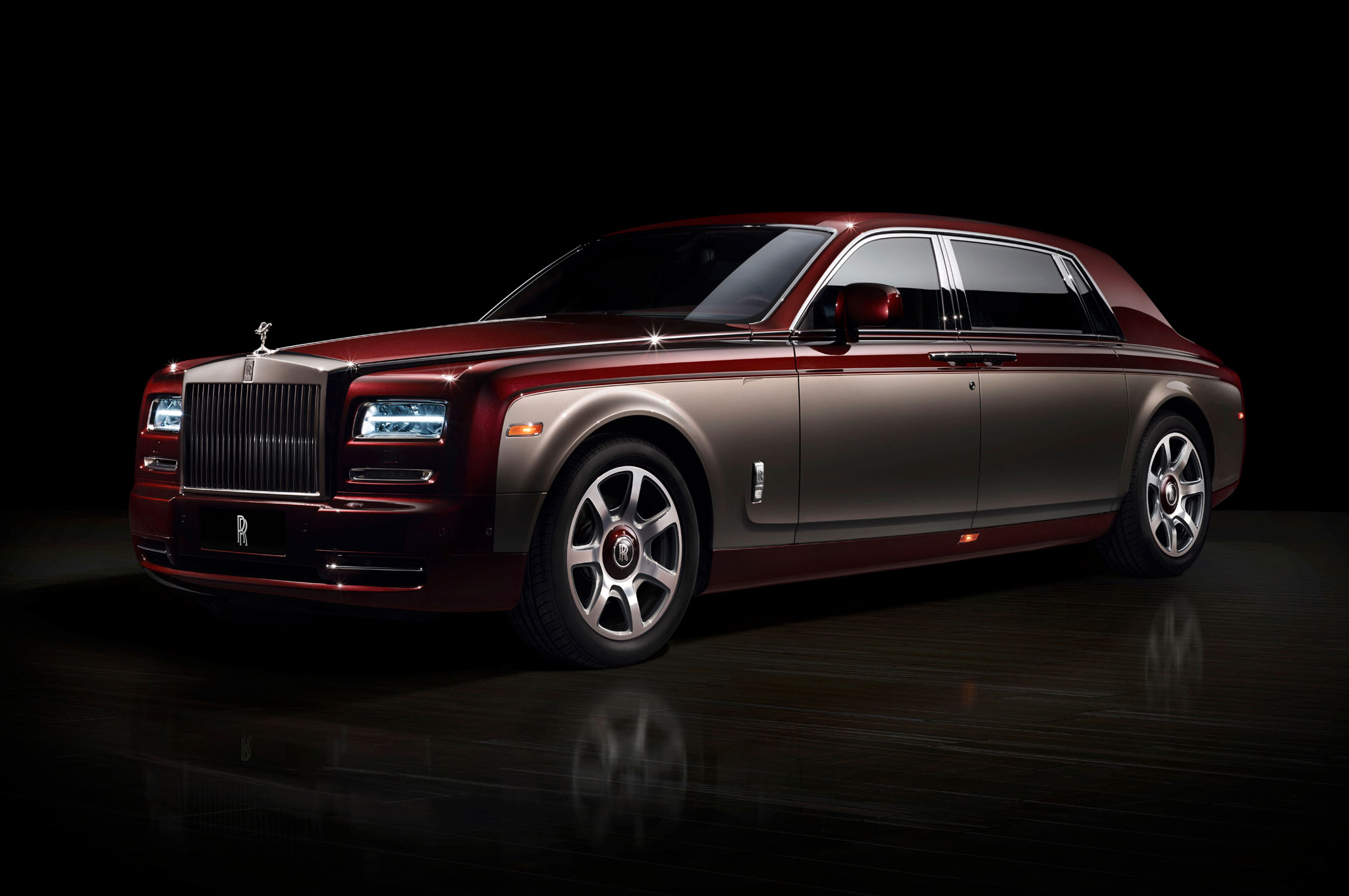 2015 Rolls Royce Phantom #10