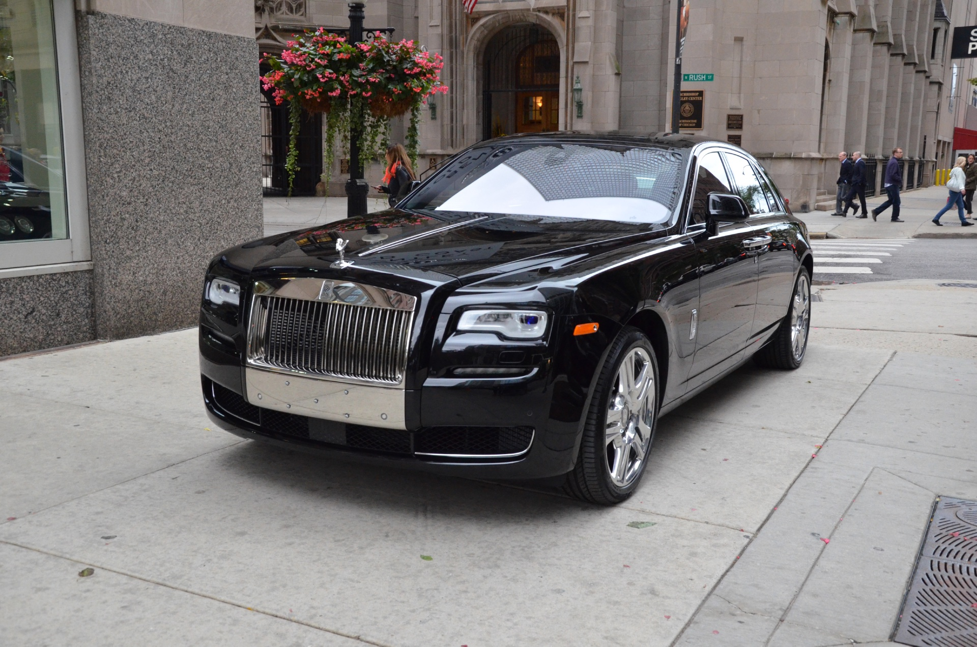 2015 Rolls Royce Phantom #2