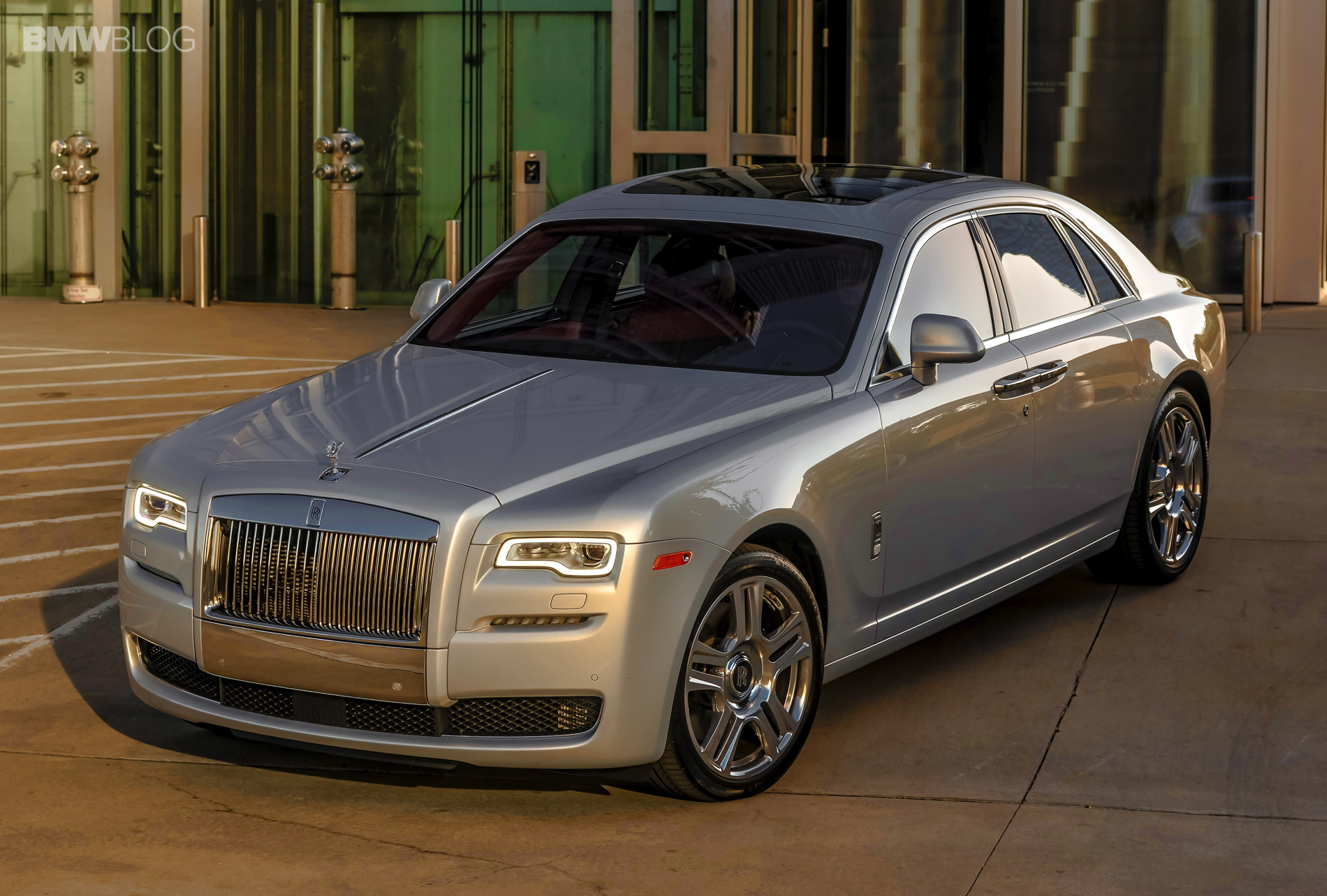 2015 Rolls Royce Phantom #8
