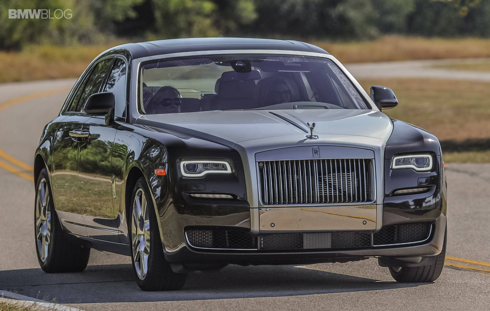 2015 Rolls Royce Phantom #7