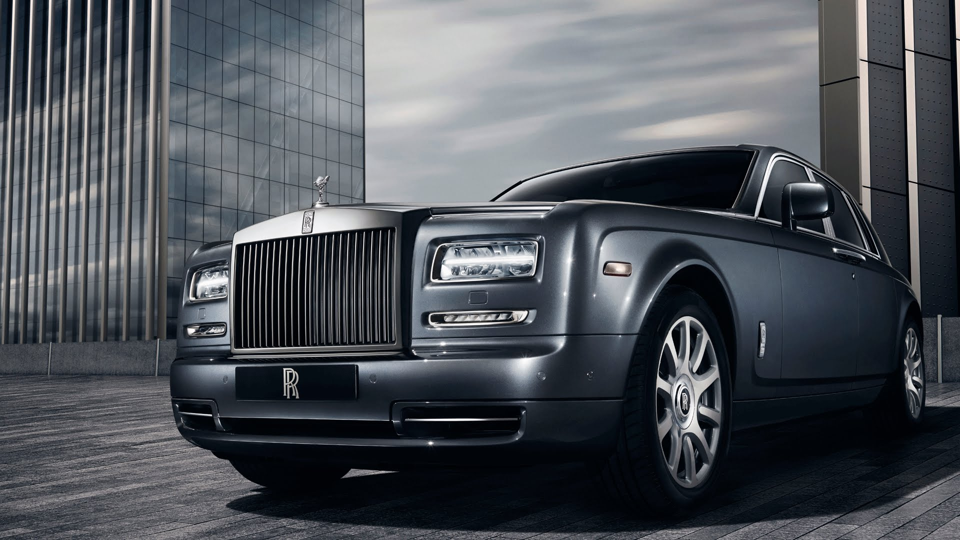 2015 Rolls Royce Phantom #3