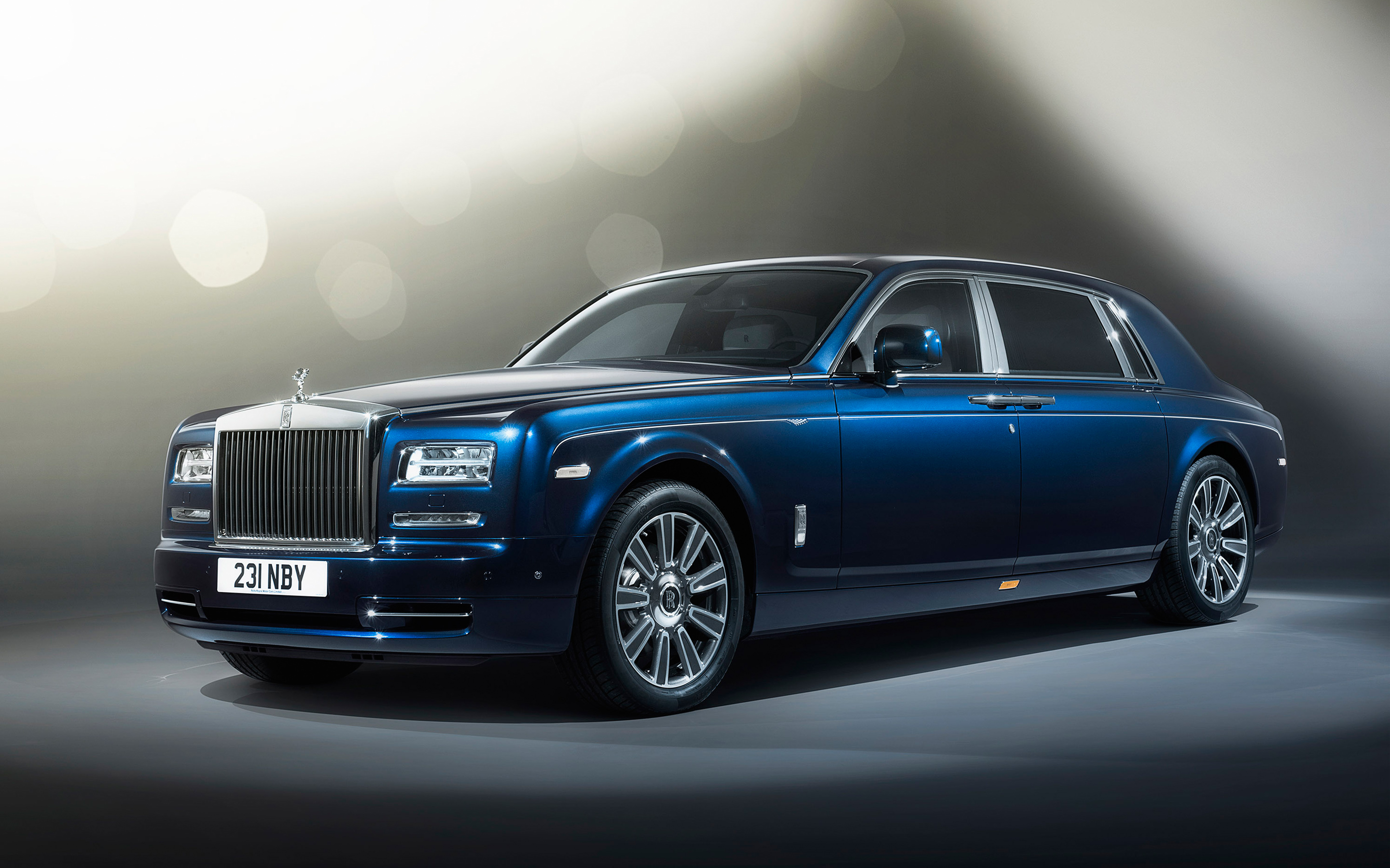 2015 Rolls Royce Phantom #4