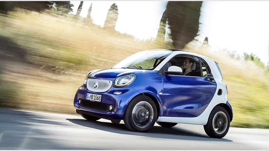 2015 Smart Fortwo #21