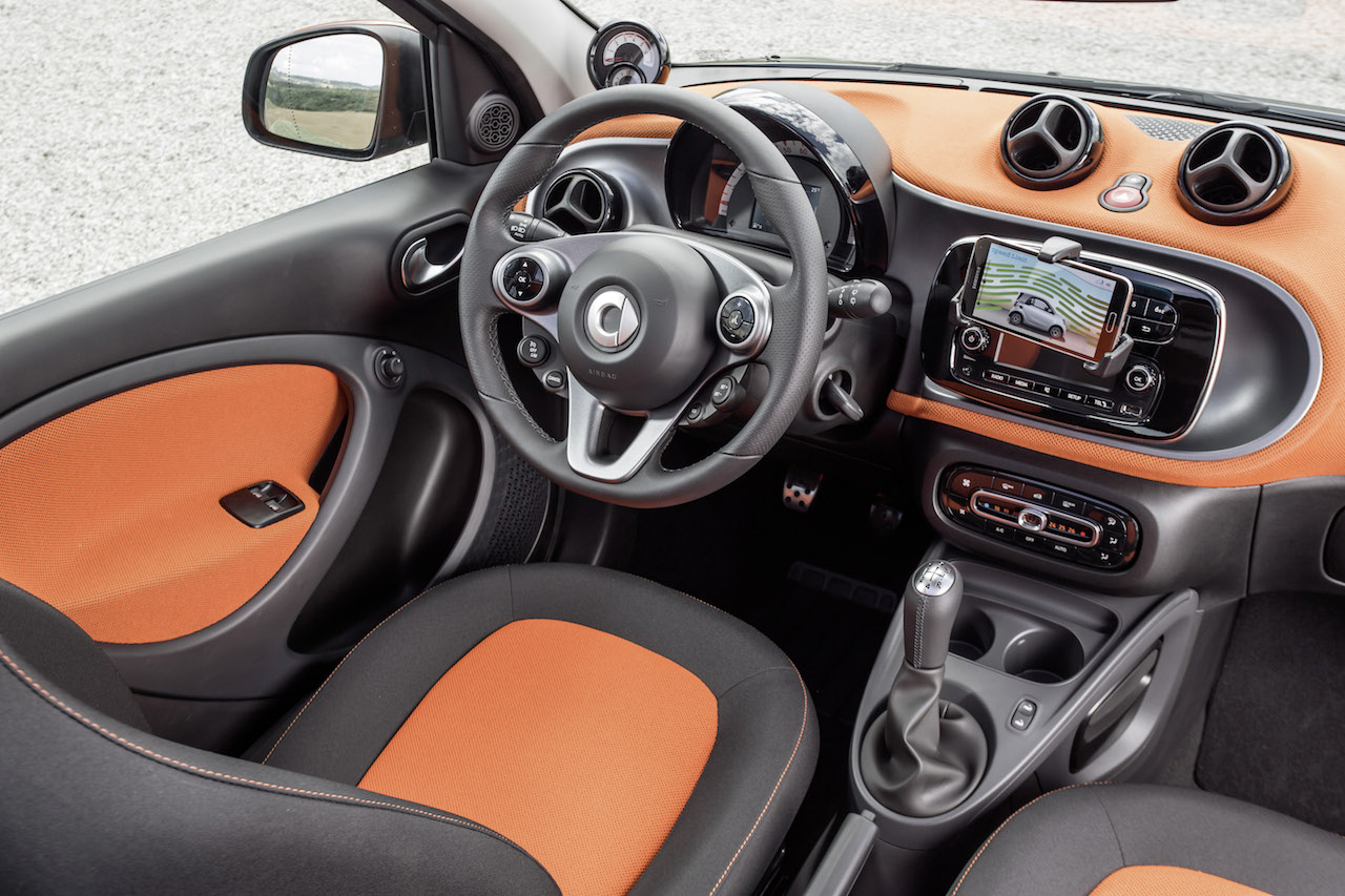 2015 Smart Fortwo #24