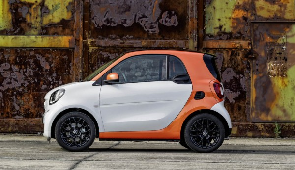 2015 Smart Fortwo #22