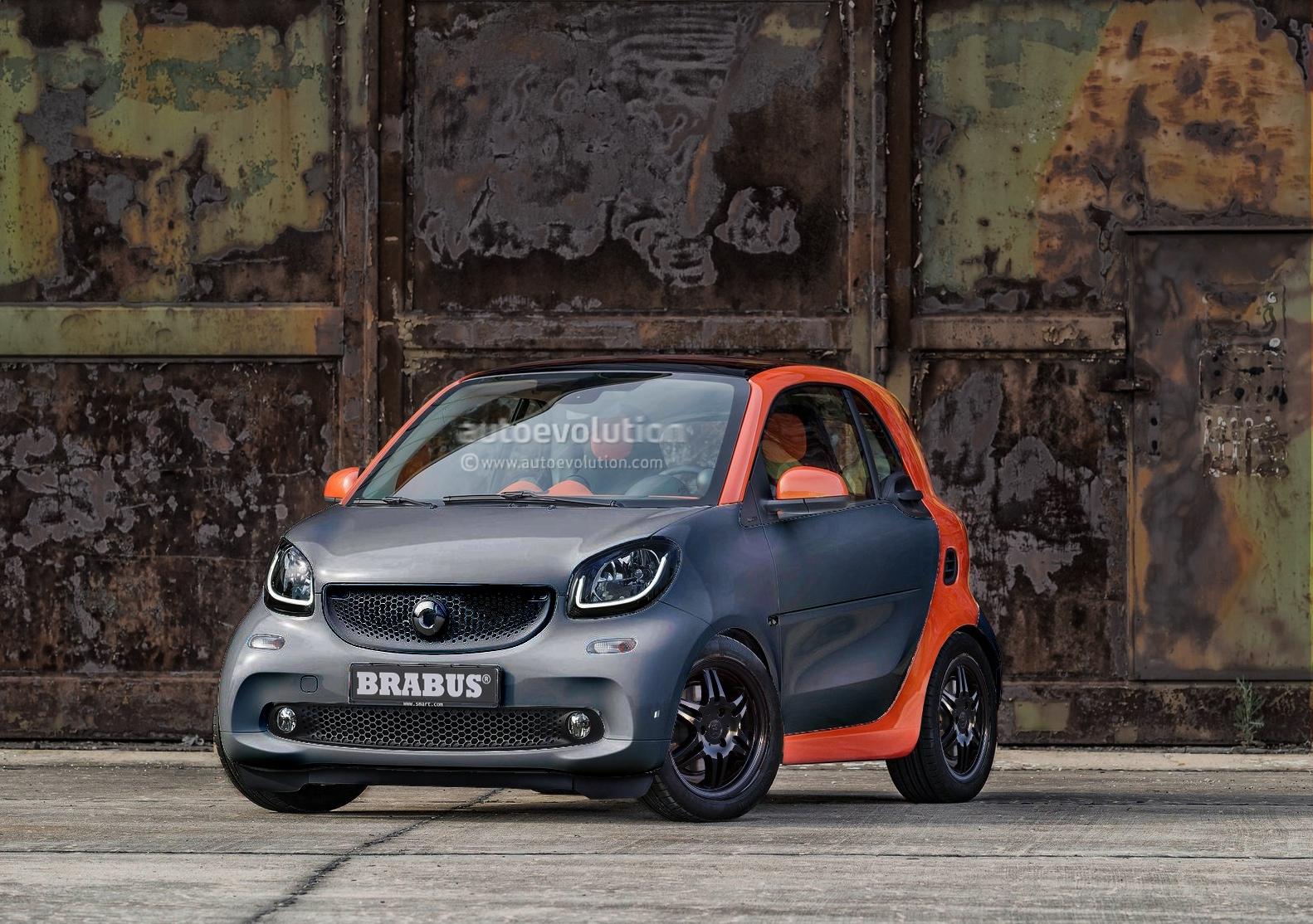 2015 Smart Fortwo #25