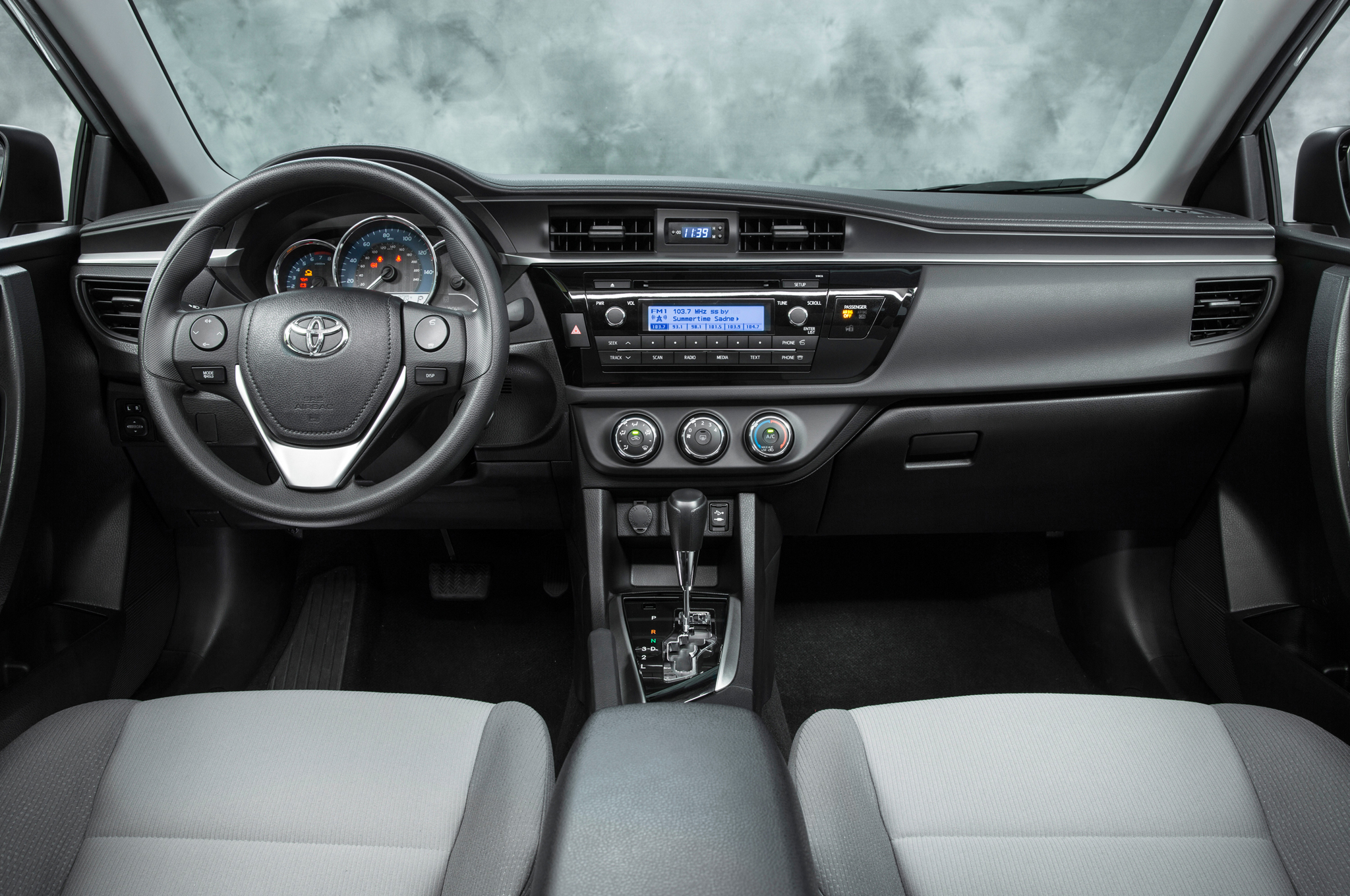 2015 Toyota Corolla s Informations Articles BestCarMag