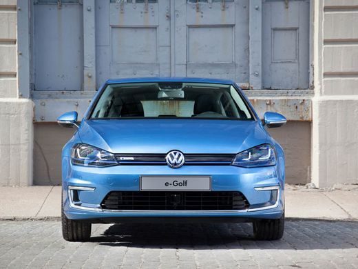 2015 Volkswagen E-golf #22
