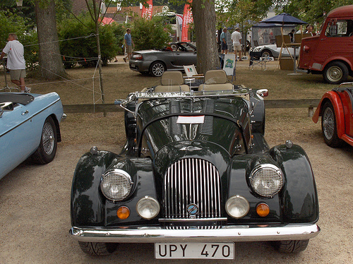 2006 Morgan Plus 8 #6