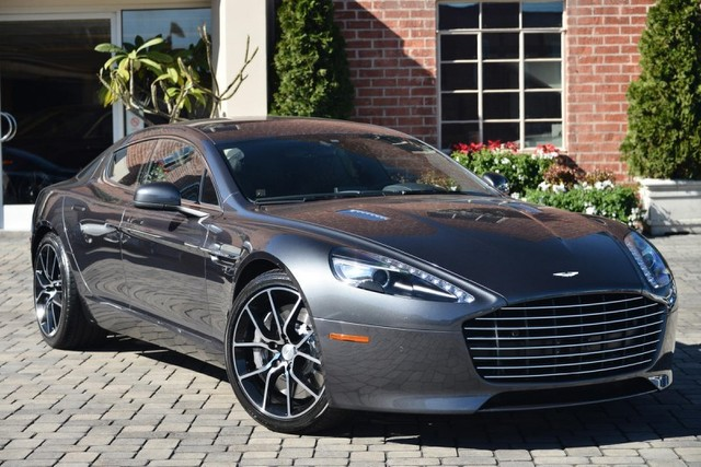 2016 aston martin rapide s photos, informations, articles