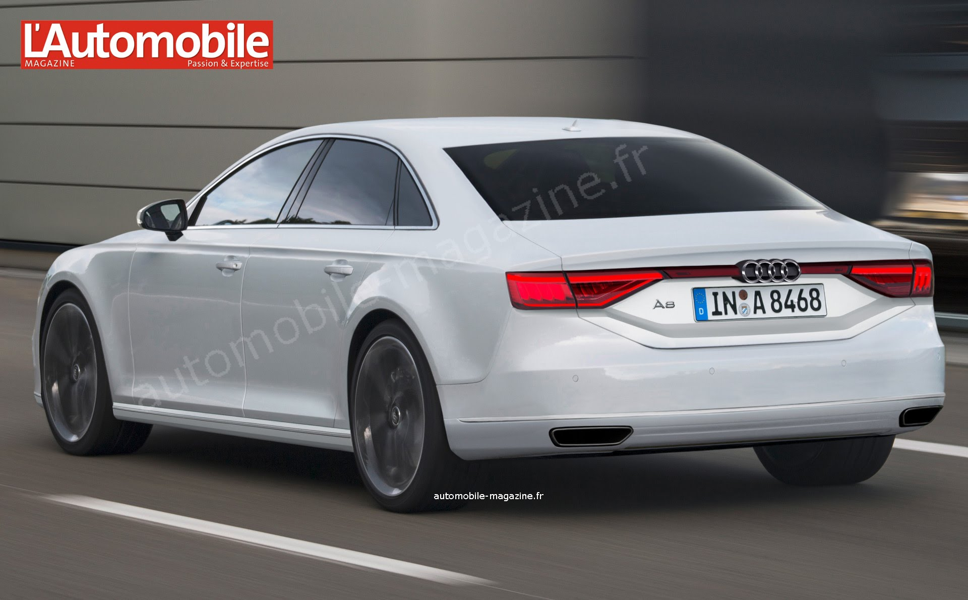 2016 Audi A8 Photos Informations Articles Bestcarmag Com