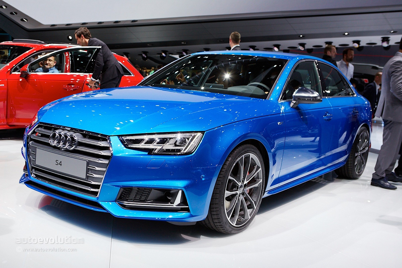 2016 audi s4 weight