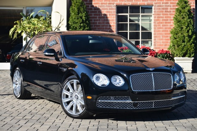 2016 Bentley Flying Spur #11