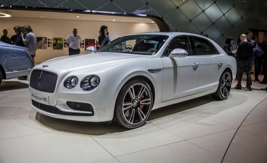 2016 Bentley Flying Spur #3