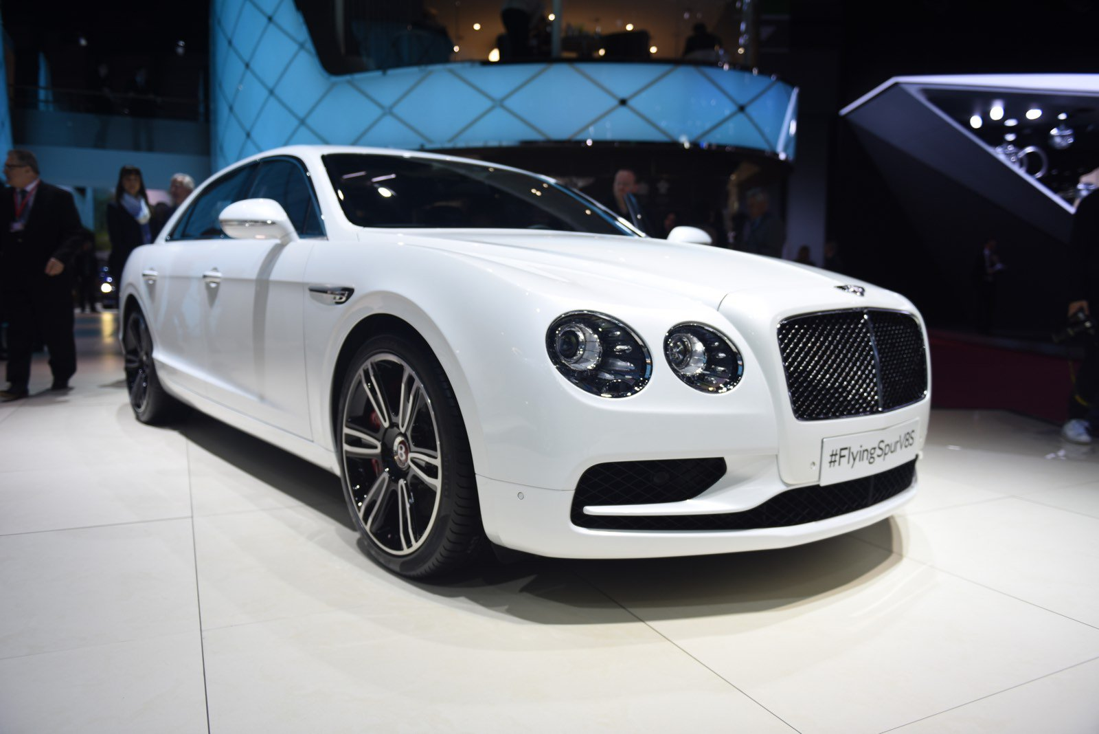2016 Bentley Flying Spur #8