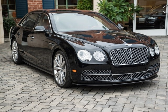 2016 Bentley Flying Spur #12