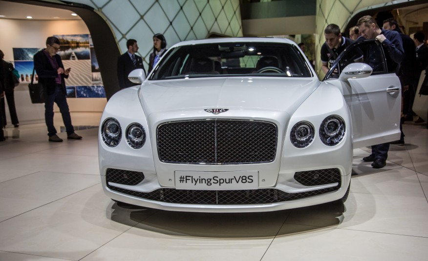 2016 Bentley Flying Spur #13