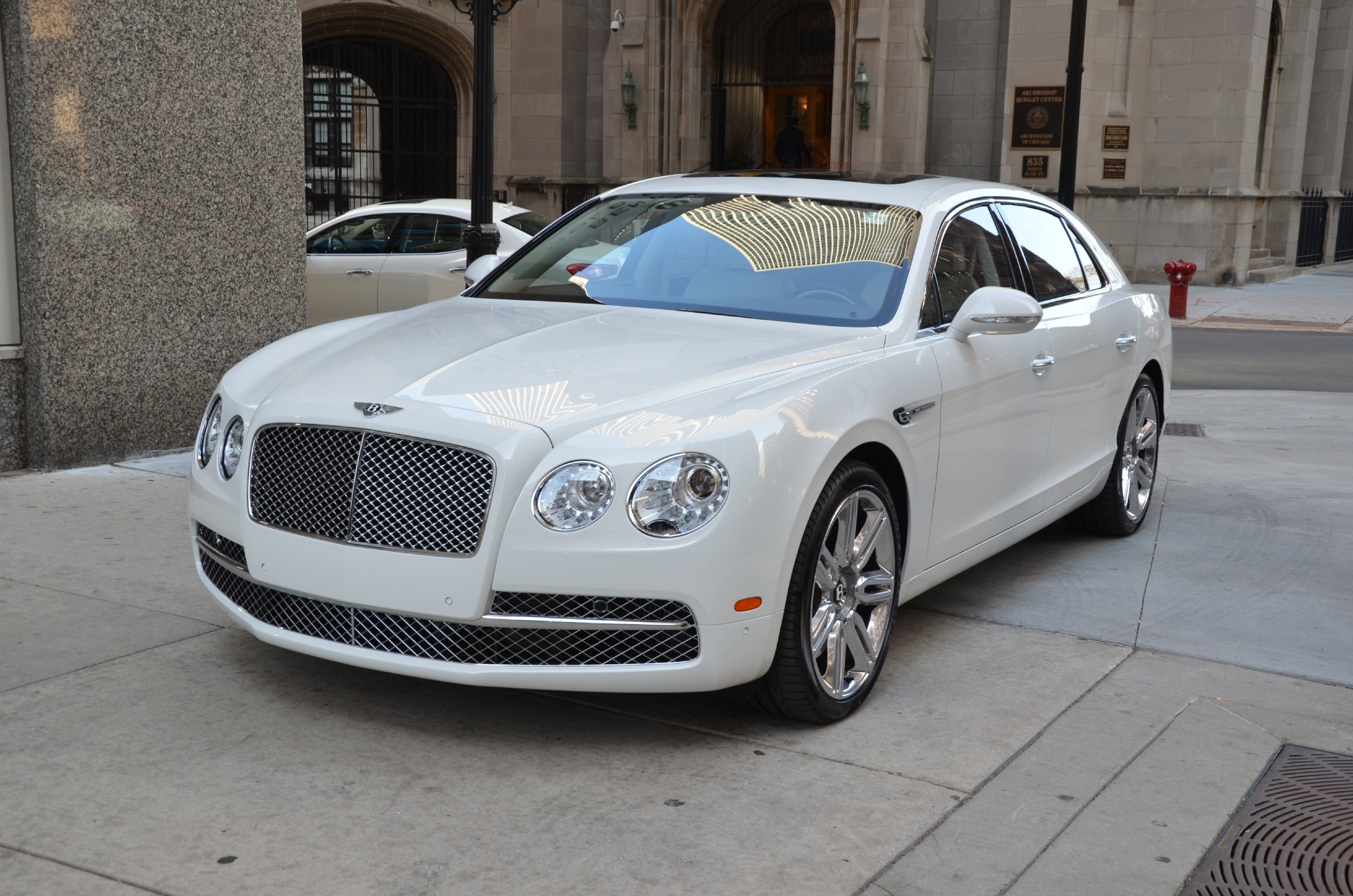 2016 Bentley Flying Spur #5