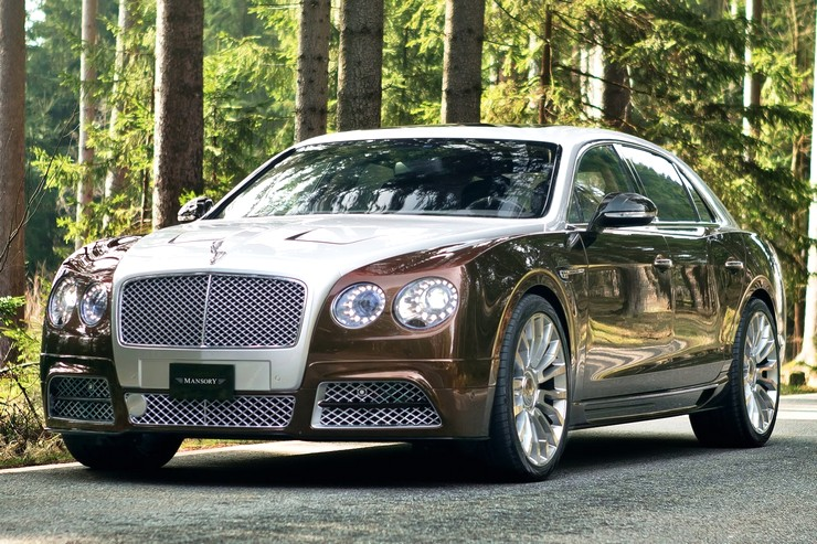 2016 Bentley Flying Spur #4