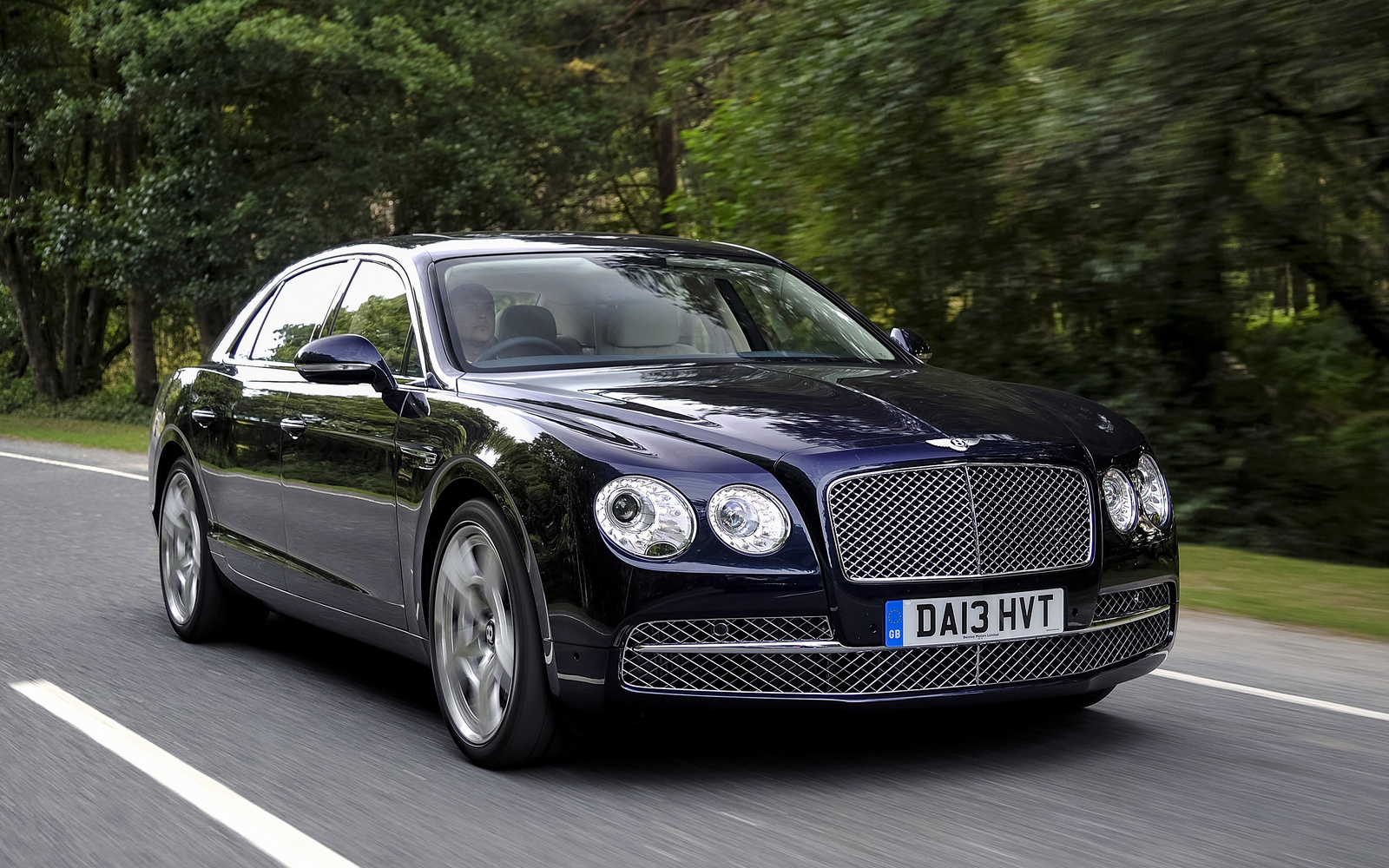2016 Bentley Flying Spur #14