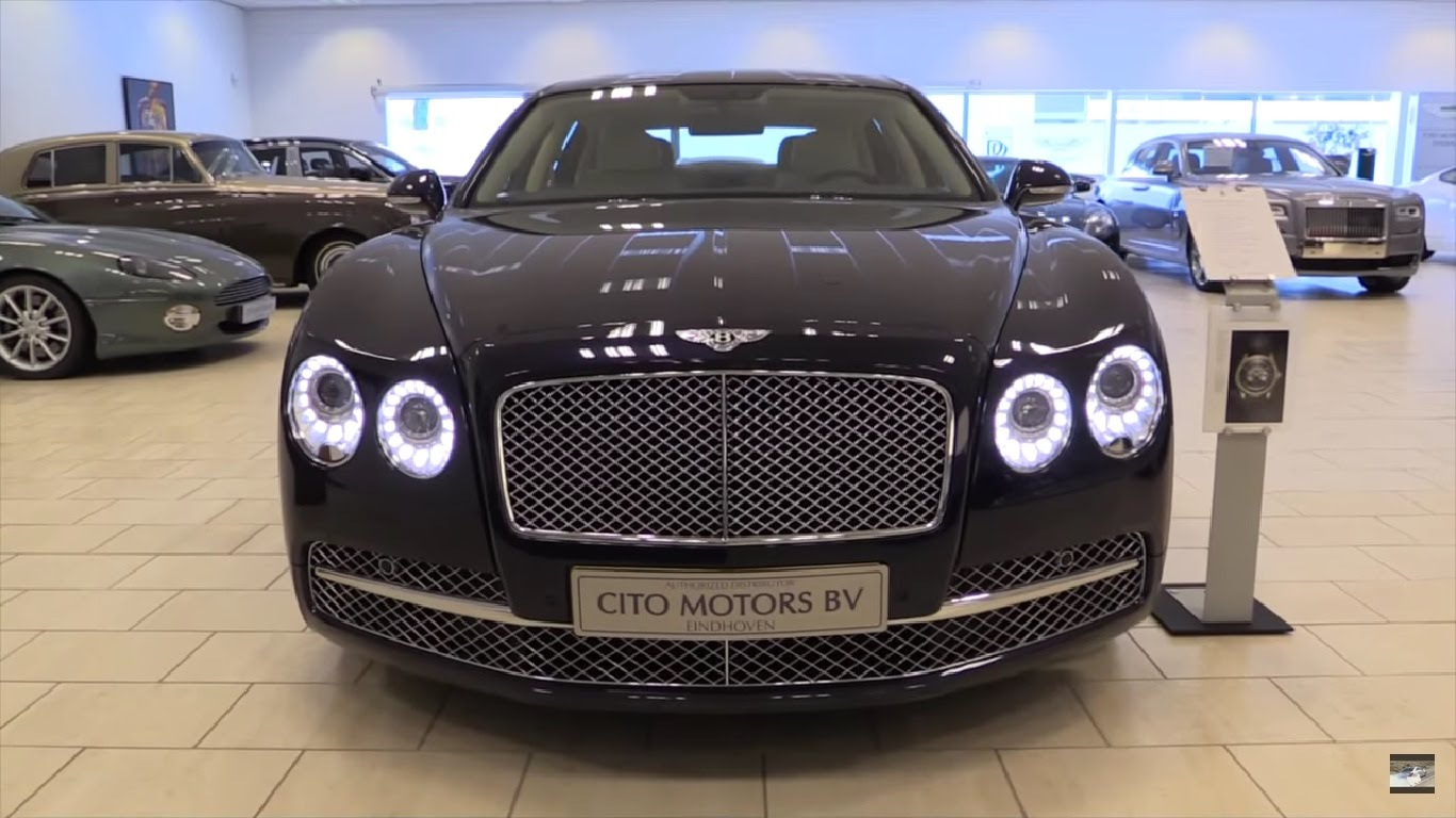 2016 Bentley Flying Spur #2