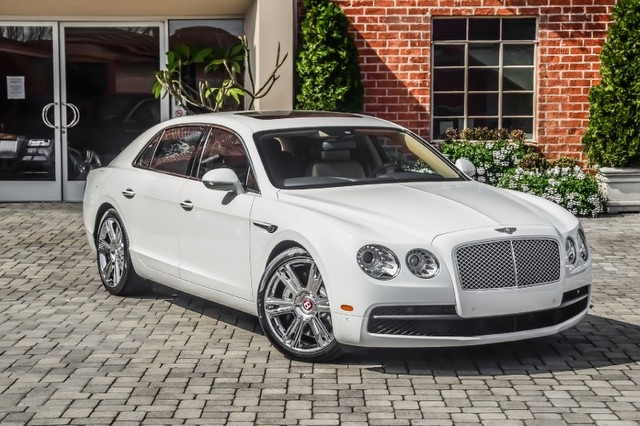 2016 Bentley Flying Spur #10