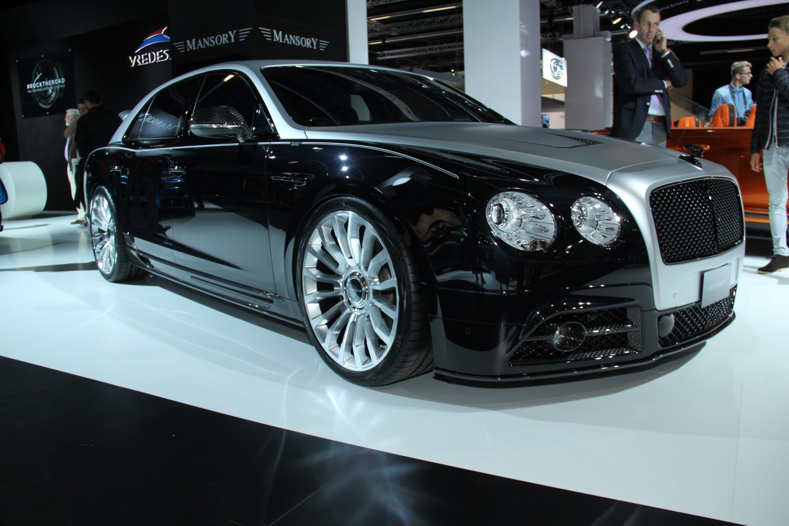 2016 Bentley Flying Spur #7