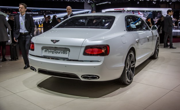 2016 Bentley Flying Spur #17