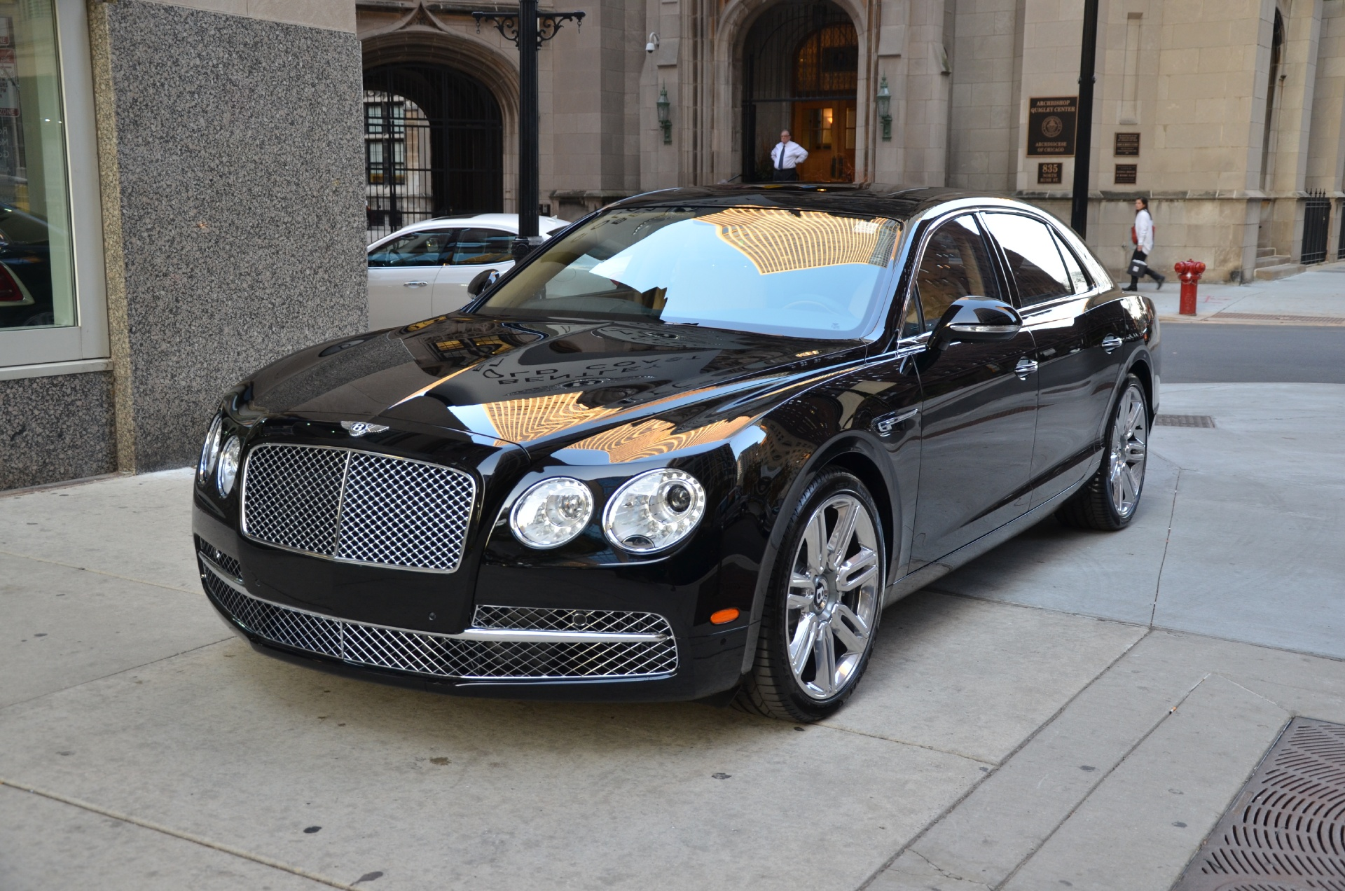 2016 Bentley Flying Spur #6