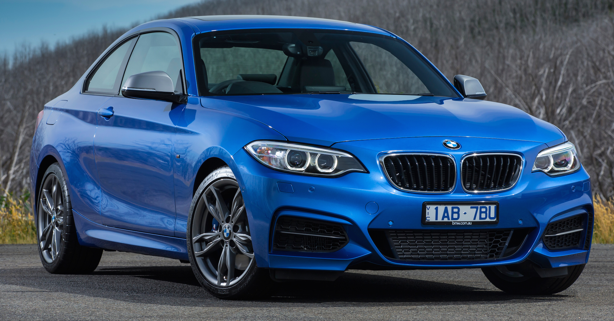 2016 bmw 2 series photos informations articles. Black Bedroom Furniture Sets. Home Design Ideas