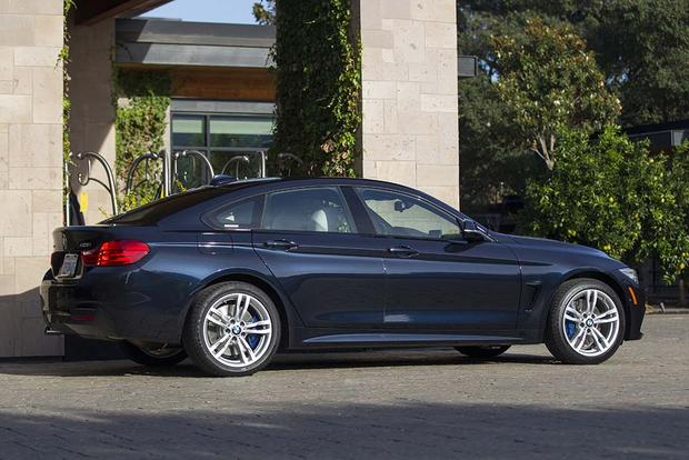 2016 Bmw 4 Series Gran Coupe #12