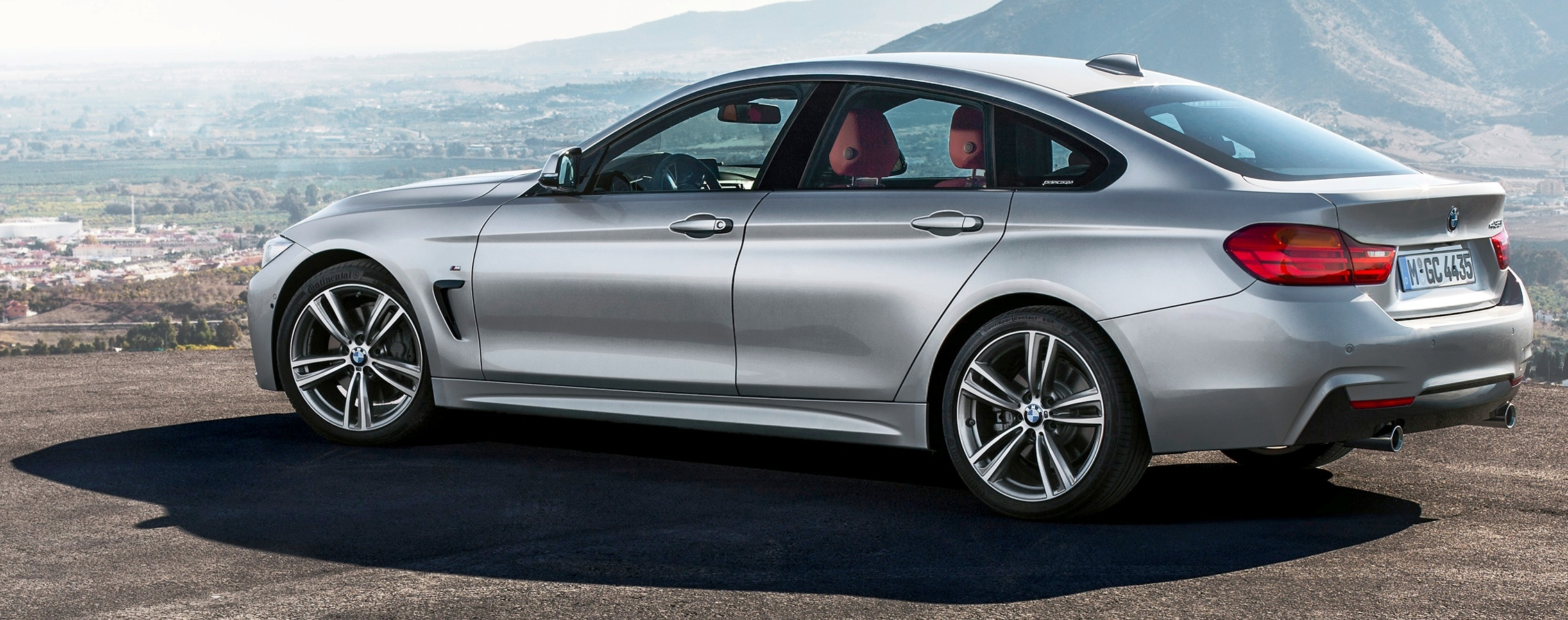 2016 Bmw 4 Series Gran Coupe #3