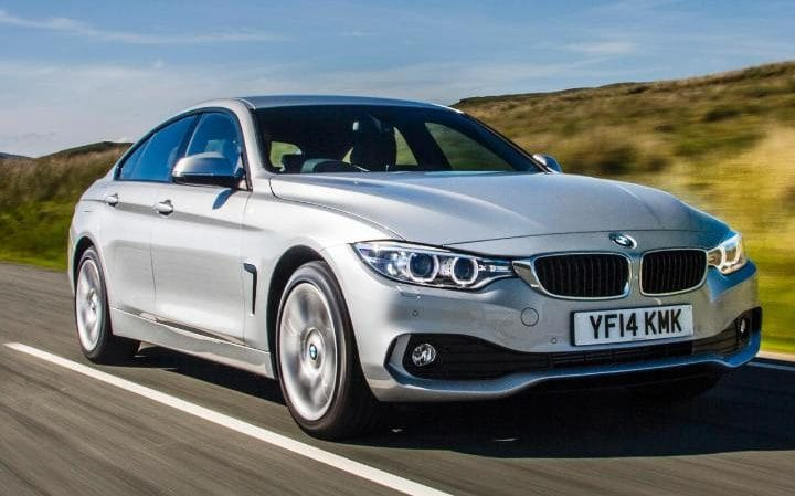 2016 Bmw 4 Series Gran Coupe #11