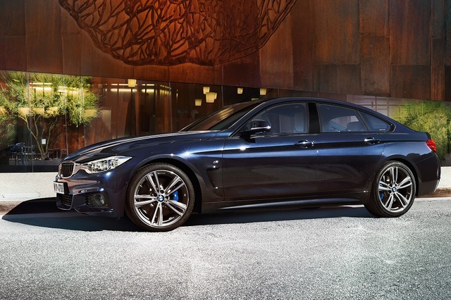 2016 Bmw 4 Series Gran Coupe #8