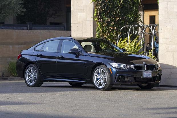 2016 Bmw 4 Series Gran Coupe #14
