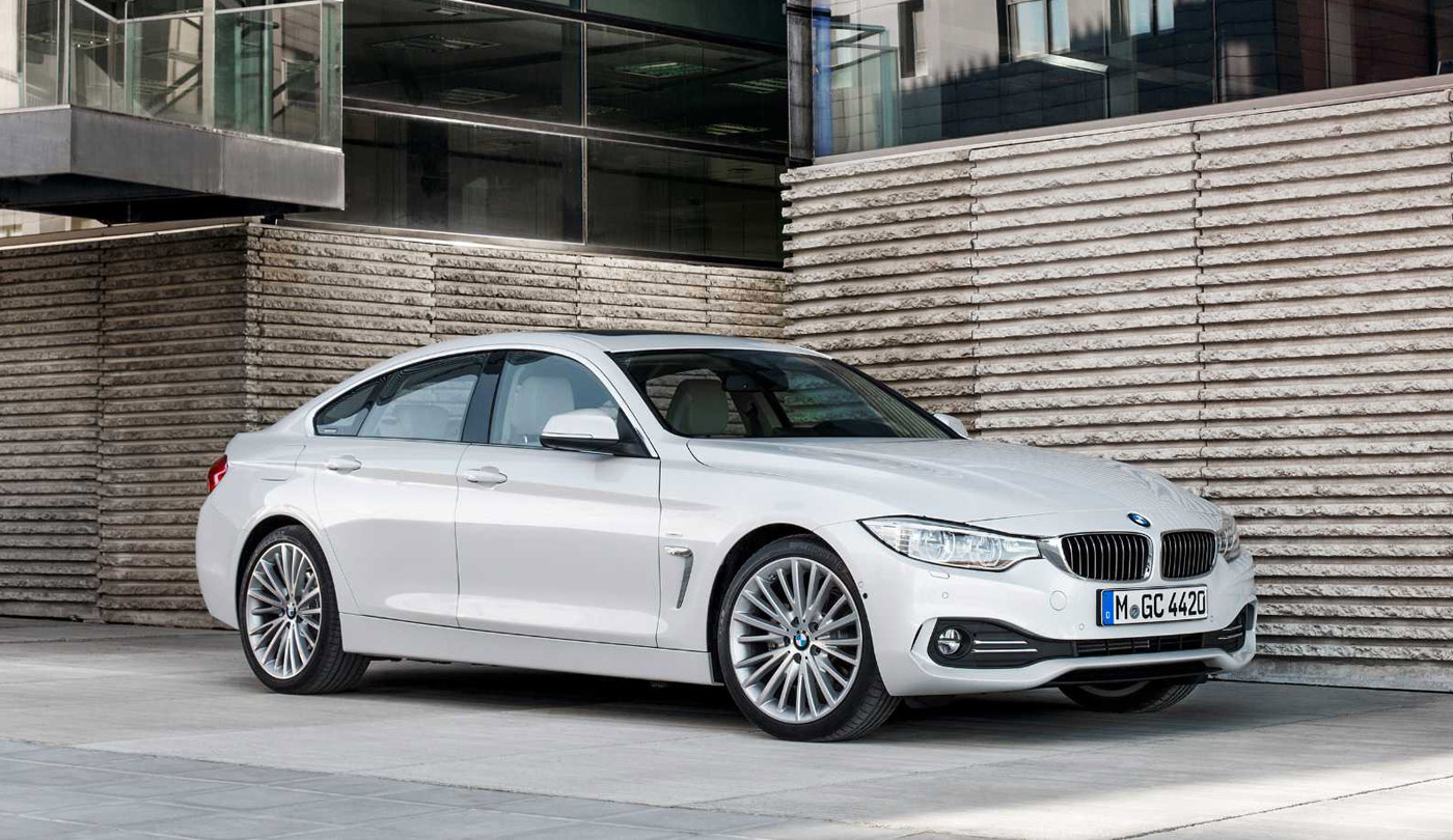 2016 Bmw 4 Series Gran Coupe #9