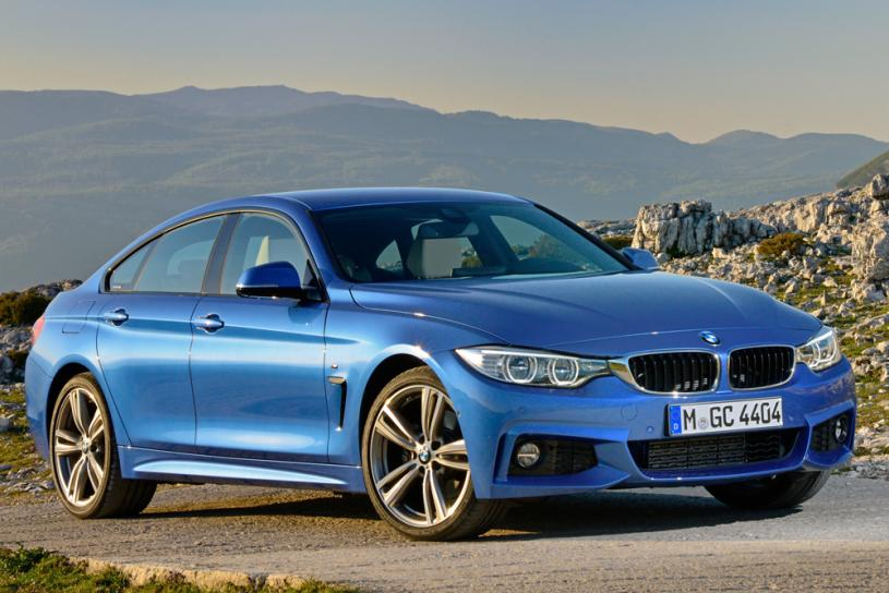 2016 Bmw 4 Series Gran Coupe #5
